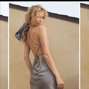 💫nwt stone cold fox green sage bewitched slip💫